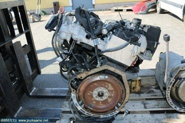 Silnik Mercedes w 646811   2.2 cdi super stan oryginał nominał wał