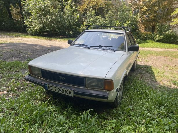 Ford Taunus 1.6 1982г