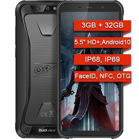 Противоударный смартфон Blackview BV5500 Plus 3/32 4400mAh IP69 NFC 4G