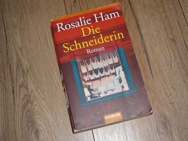 Rosalie Ham die Schneiderin (powieść niemieckojęzyczna)