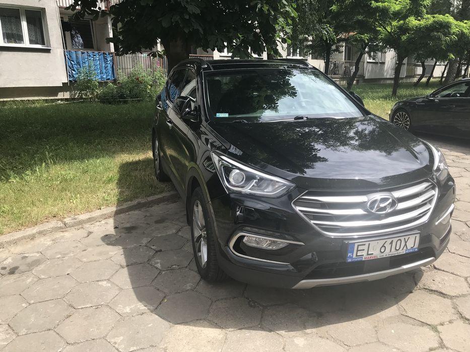 Hyundai Grand SantaFe, 7 osobowa, Platinium Zelów - image 1