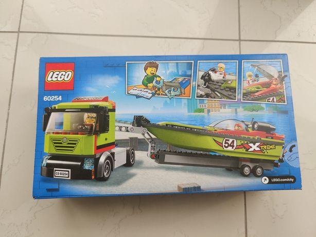 Lego city 60254 boat
