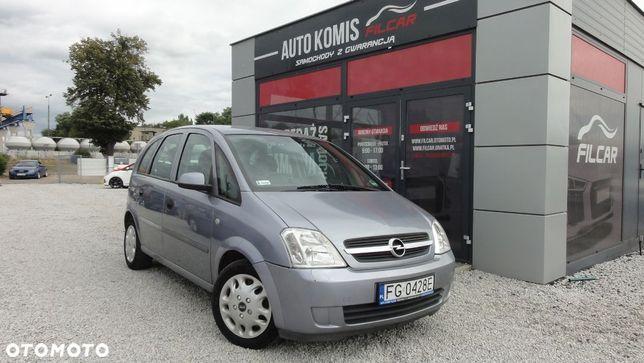 Opel Meriva Zarejestrowana W Pl Aktualne Oc I Bt Ekonomiczny