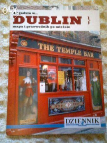 przewodnik mapa Dublin