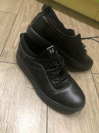 Туфлі в школу на хлопчика туфли на мальчика 36 размер