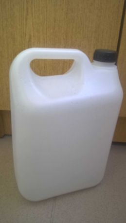 Pusta butelka plastikowa 5 L