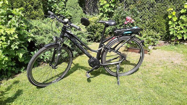 Elektryczny Kross Trans Hybrid 2.0 rower L 19cali, jak nowy, gwarancja