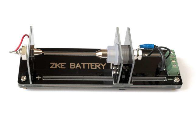 Четырёхпроводной держатель для тестирования аккумуляторов ZKETECH