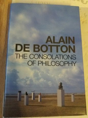 Consolations of Philosophy - Alain de Botton, w oryginale j.ang