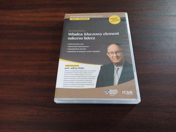 Kurs DVD Władza Kluczowy Element Sukcesu Lidera Harvard Business