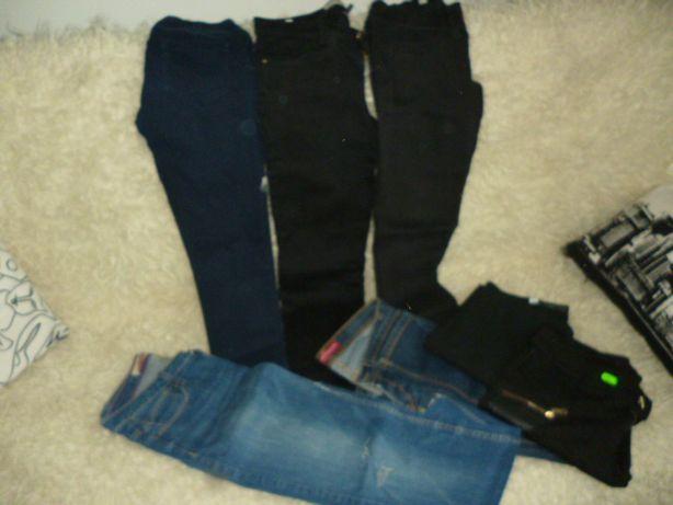 markowe spodnie dam. XS-S