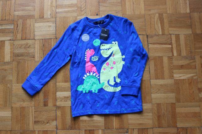 NOWA FIRMOWA bluzka / bluza GEORGE rozmiar 104/110 kupiona w Anglii