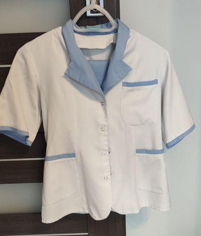 Mundurek medyczny pielęgniarka strój 3 częściowy