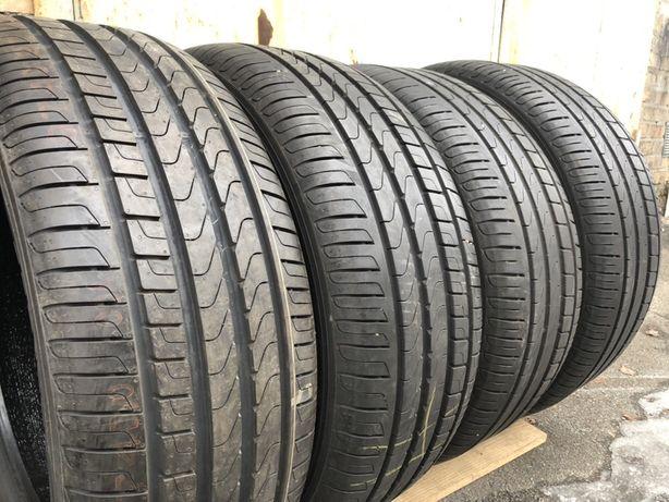 """Резина бу R18 235/55 Pirelli""""Scorpion Verde""""шины летние года свежие"""
