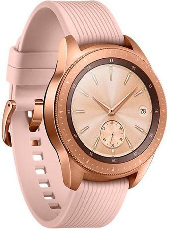Умные часы SAMSUNG Galaxy Watch 42мм Gold (SM-R810NZDASEK)