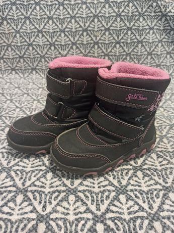 Ботиночки на зиму