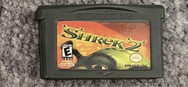Shrek 2 Gra Nintendo DS / Gameboy Advanced