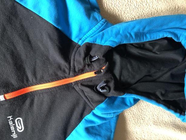 Bluza funkcyjna na narty lub rower