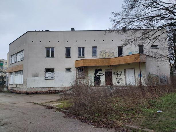 Sprzedam budynek 720 mkw na działce 1446 mkw B-stok ul.Gajowa 63 a