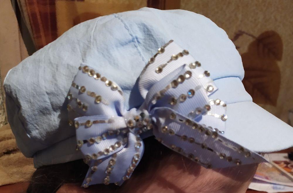 Кепка,панамка,шапка 4.5.6 лет Новомосковск - изображение 1