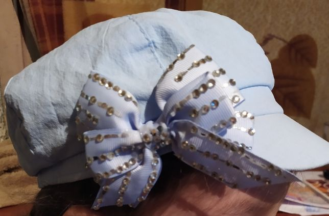 Кепка,панамка,шапка 4.5.6 лет