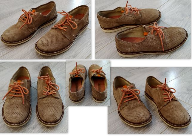 r. 36 pantofle Zara, dł. wkładki 23,5 cm