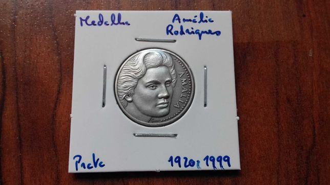 Medalha de Prata da Amália Rodrigues