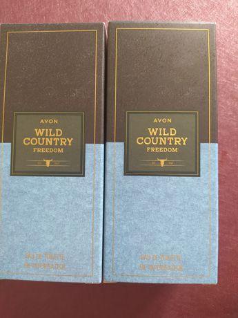 Wild  country freedom  75ml avon