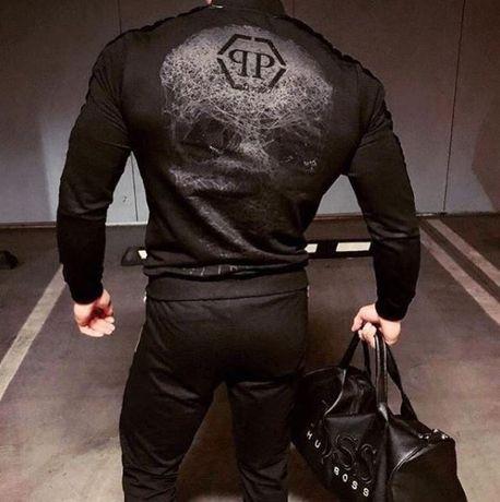 Philipp Plein dres S/M/L/XL/XXL spodnie bluza gucci dior versace arman