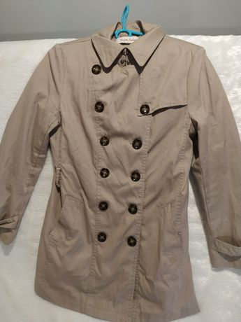Płaszcz przejściowy XL