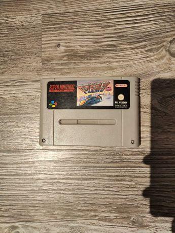 Gra F-Zero na konsole SNES