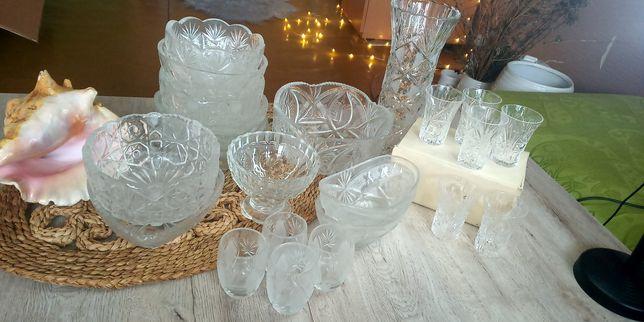 Хрустальные вазы,салатники
