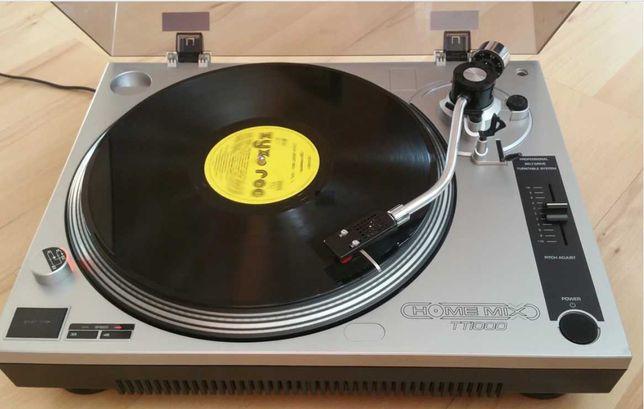 Gramofon Home-Studio  High Line  + wkładka  Sony-stroboskop ,  sprawny