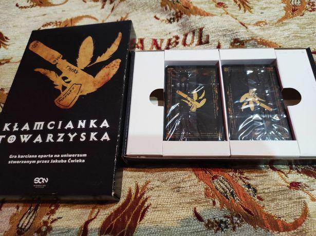 Kłamcianka Towarzyska - Gra z serii książek Kłamca