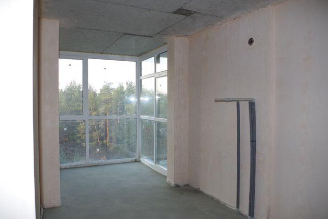 Продается квартира в Рассрочку. Панорамные окна. Индив. отопление. Лес