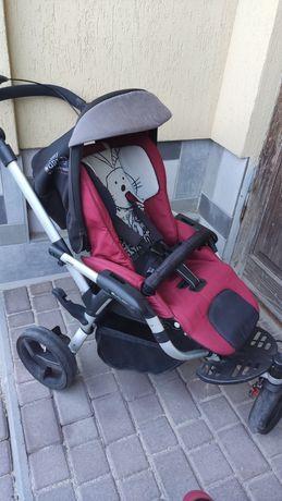 Продам коляску Jane люлька и прогулка