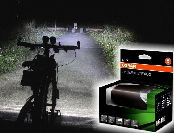 Luzes OSRAM Ledsbike FX35 - Novo