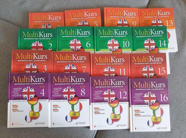 MultiKurs 5 języków obcych