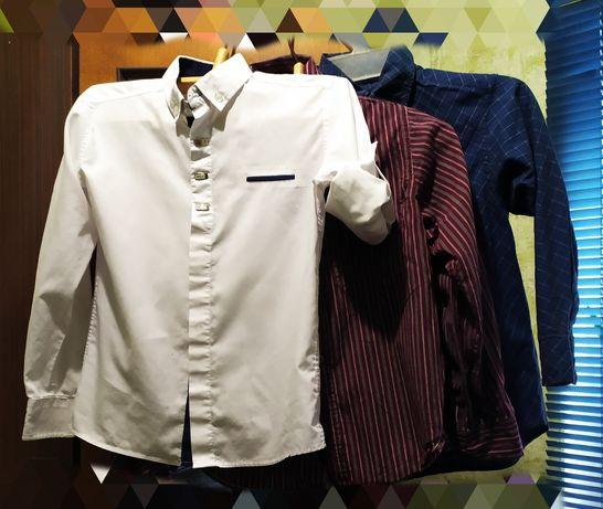 Рубашка на мальчика цена за три