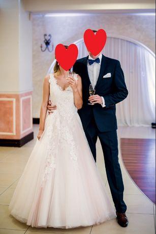 Suknia ślubna Pronovias OANA idealny stan