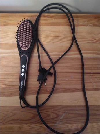 Szczotka do prostowania włosów elektryczna