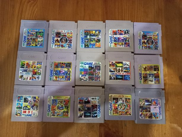 GameBoy Color Advance