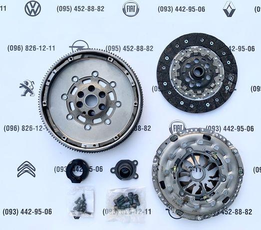 Демпфер+сцепление VW T5 Caddy Golf Jetta Passat Touran Bora щеплення