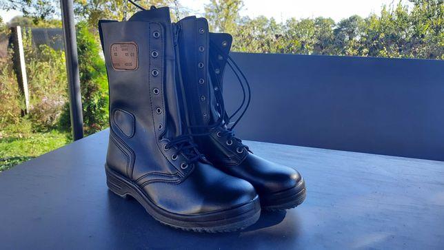 Шведские военно-морские боевые ботинки берцы сапоги ПОД РЕМОНТ 29см