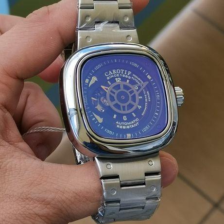 Zegarek automatyczny Carotif, jakość AAA, Nowy i oryginalny, odbiór!