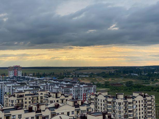 Большая квартира с панорамным видом на город Ирпень за 67 000 у.е.