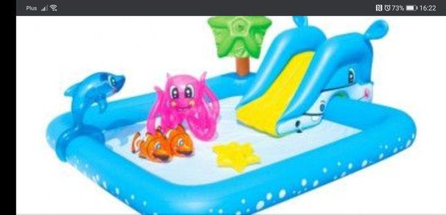 Basen plac zabaw dla dzieci