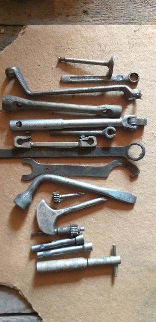 Набор сьемных ключей