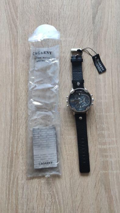 Nowy Zegarek CAGARNY 6820 stylizowany na Diesel Mr Daddy 2.0 Łódź - image 1