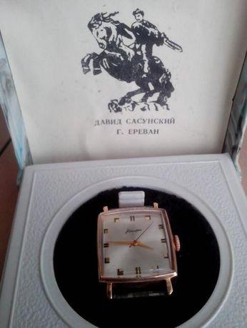 Часы наручные мужские Наири новые